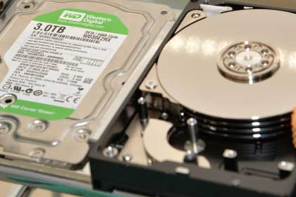 hard dive data recovery